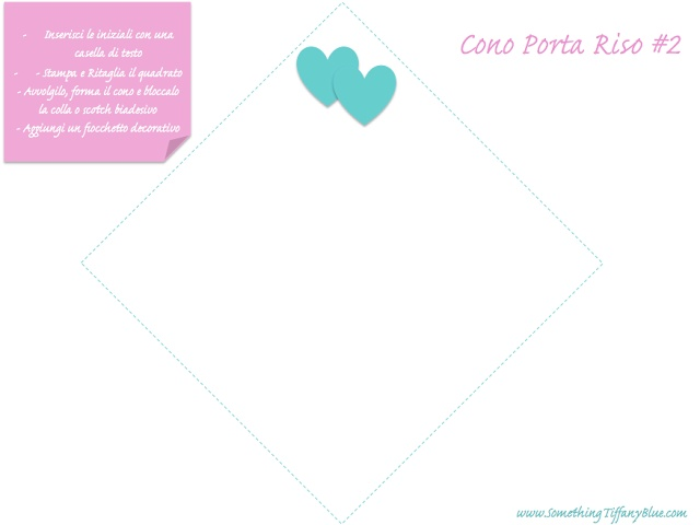 STB DOWNLOAD: CONI PORTA RISO FAI-DA-TE, SCARICA GRATIS IL MODELLO By www.SomethingTiffanyBlue.com