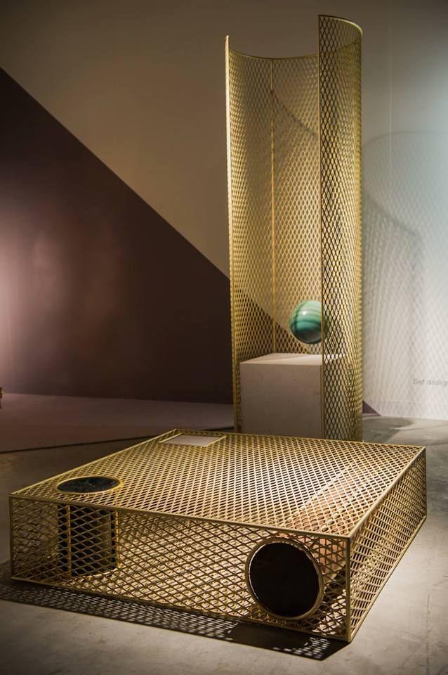 Art Basel June 2013 Faye Toogoodu0027s Caged Elements Collection. Raw  FurnitureFurniture DesignFashion Store ...