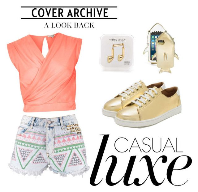 """Casual Luxe"" by doubleblonded on Polyvore"