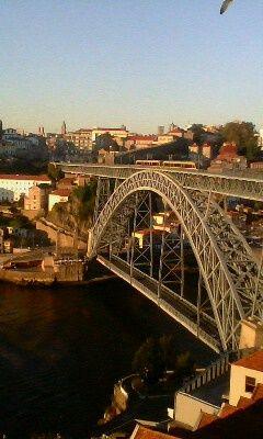 Ponte Luís I  por: Bruno Pedro