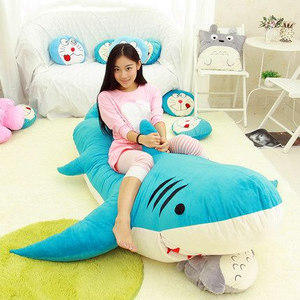 Цветочная лоза Форт акула спальный мешок плюшевые игрушки куклы большой диван подушки татами матрас подарок на день рождения