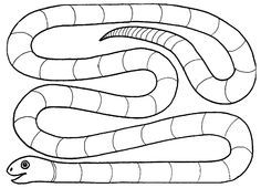 Snake Game Board Template