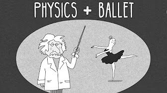 """The Physics of the """"Hardest Move"""" in Ballet - YouTube"""