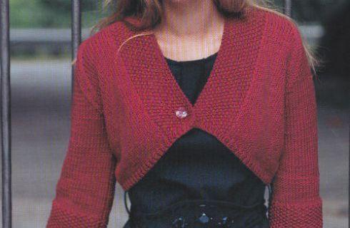 Riscaldati con stile con il coprispalle di lana! Segui lo schema per realizzarlo a maglia con le tue mani nel colore che preferisci.