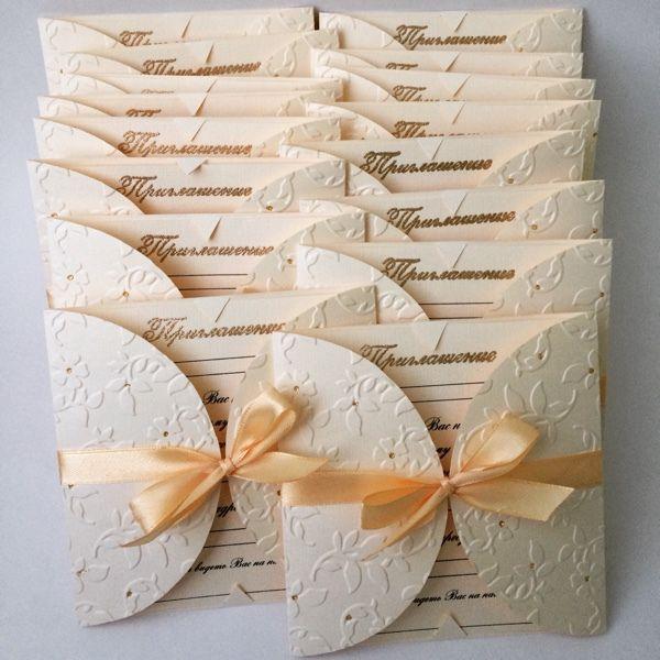 Купить Свадебные и юбилейные пригласительные - свадьба, свадебные аксессуары, свадебное украшение, свадебные пригласительные