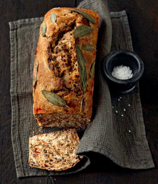 Čočkový chléb