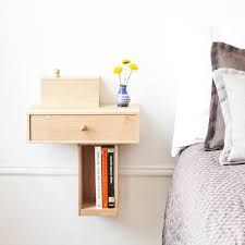 floating bedside table - Google Search