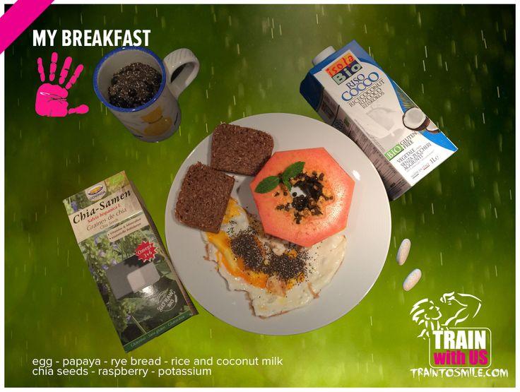 Una colazione da Campioni
