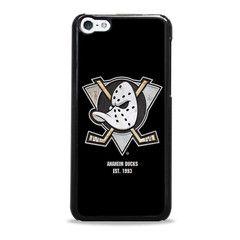 Anaheim Mighty Ducks Sport Iphone 5c Cases