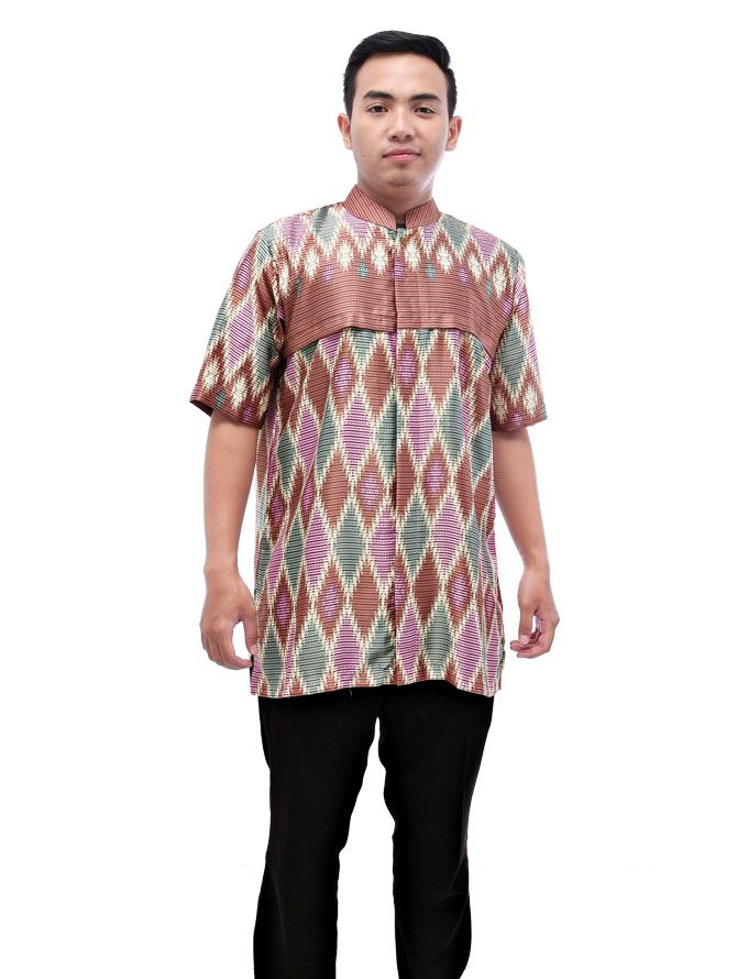 15 best Baju Koko Dewasa Lebaran 2015 images on Pinterest  Cotton