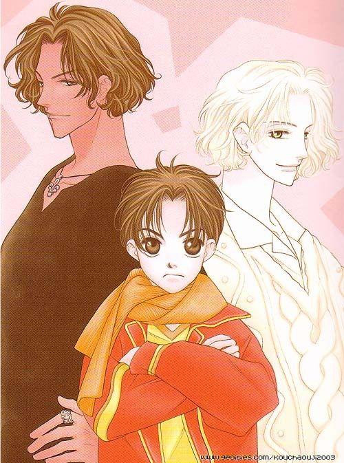 Koucha Ouji _ Hoàng tử hồng trà - 7