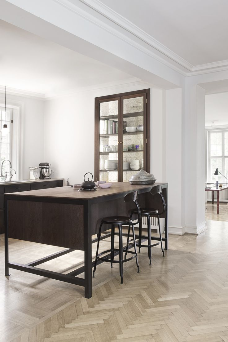 Kitchen chairs Tabouret Nicolle.