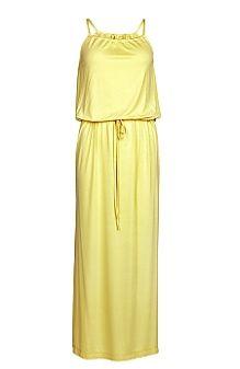 Deze prachtige gele jurk van Jacky Luxury is nu verkrijgbaar! Deze zomer is geel dé kleur! Straal in dit prachtige item! #jacky #jacky luxury