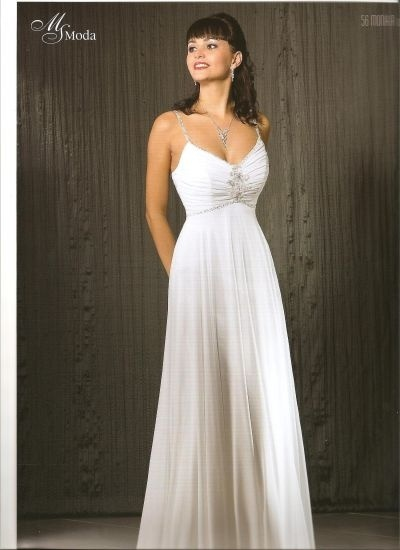 Svatební šaty MONIKA