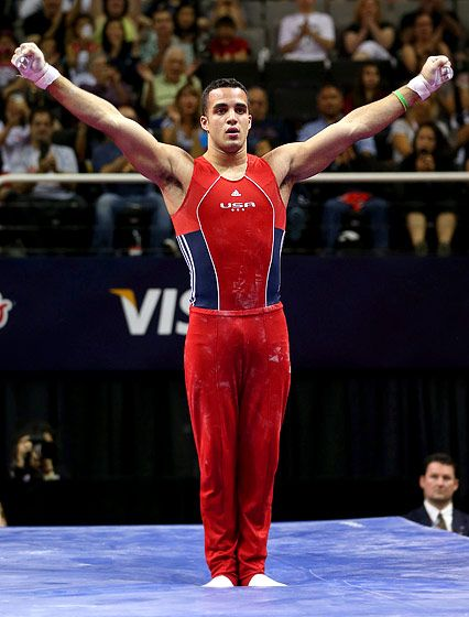 Meet Team USA's Gymnasts!: Danell Leyva
