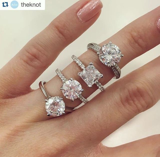 last week we chatted engagement rings and the map necklace over lunch with the knot thanks for the love ladies - Wedding Ring Financing