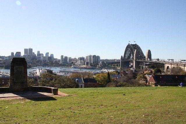 Observatory Hill The Rocks Sydney
