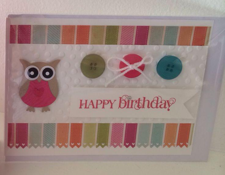 Kids Birthday Card :)