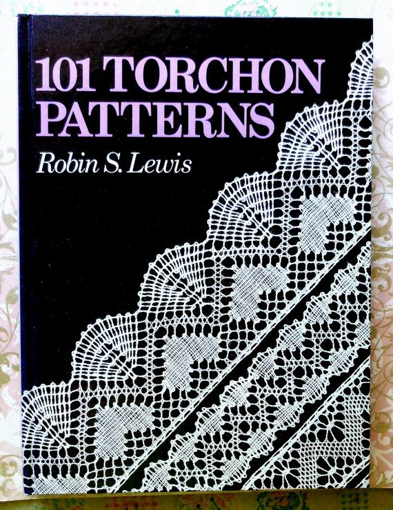 101 Torchon Patterns book