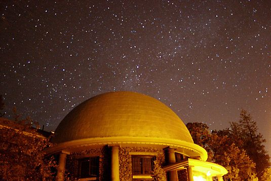 See the stars at Lowell Observatory in Flagstaff, AZ