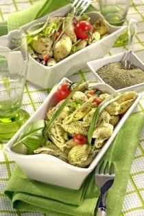 Těstovinový salát presto