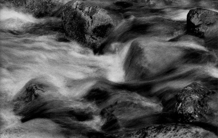 https://flic.kr/p/GNvKHw | Salmon Stream, Fundy Trail, St. Martins, May 28, 2016 | Nikon FM w/135 f/2 DC HP5+ HC-110