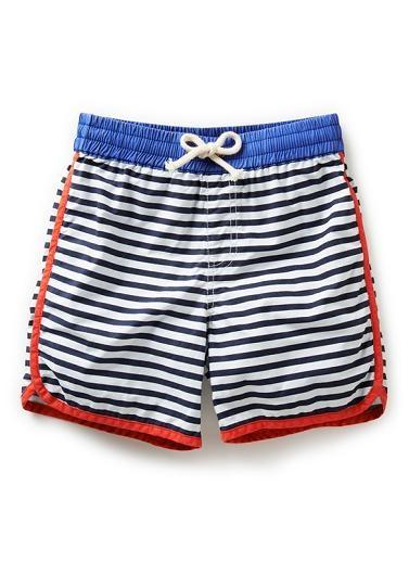 Boys Swimwear | Stripe Boardie | Seed Heritage
