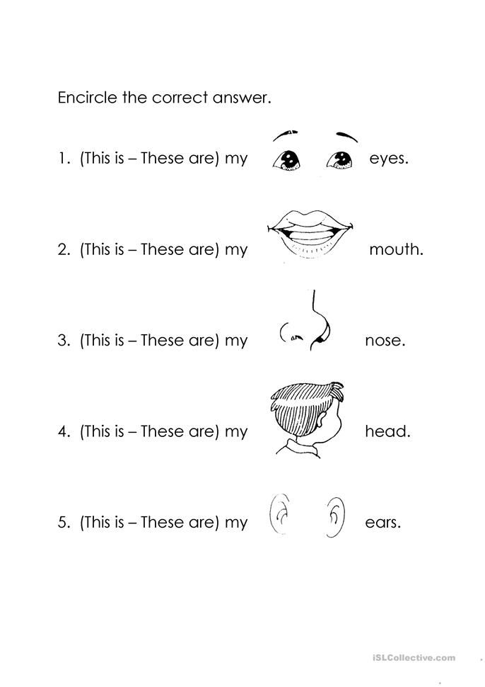 This Is And These Are Worksheet Free Esl Printable Worksheets Made By Teachers English Worksheets For Kids Worksheets Free English Lessons