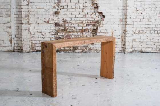 COOPERS STORE Whitehaven Natural Hall Table