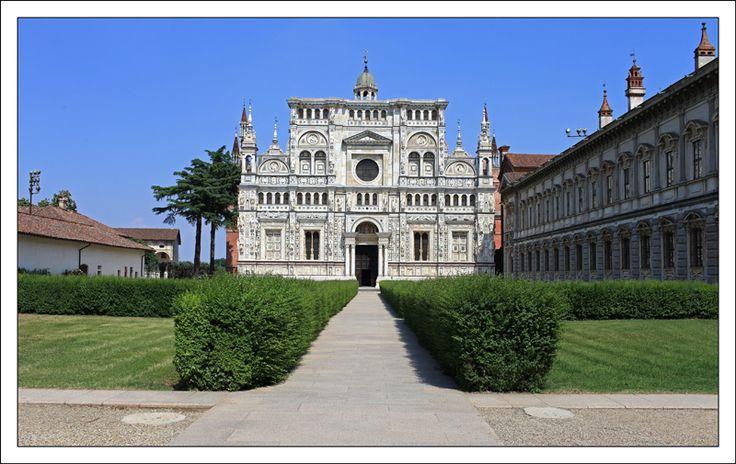 Certosa di Pavia - Certosa di Pavia, Pavia