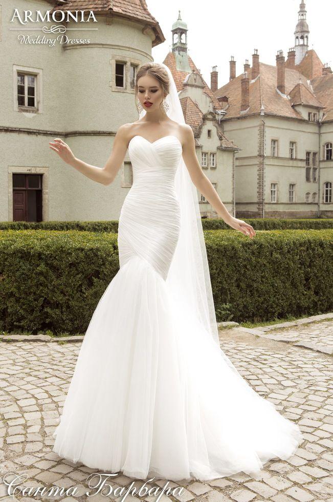 Wedding dress Santa-Barbara Armonia Свадебное платье Санта-Барбара Армония