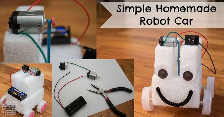 25 B Sta Robotics Projects Id Erna P Pinterest Robotar