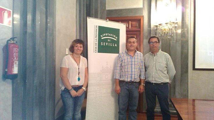 Empezamos el dia en el I Encuentro Empresarial de Turismo Industrial de Sevilla y provincia.