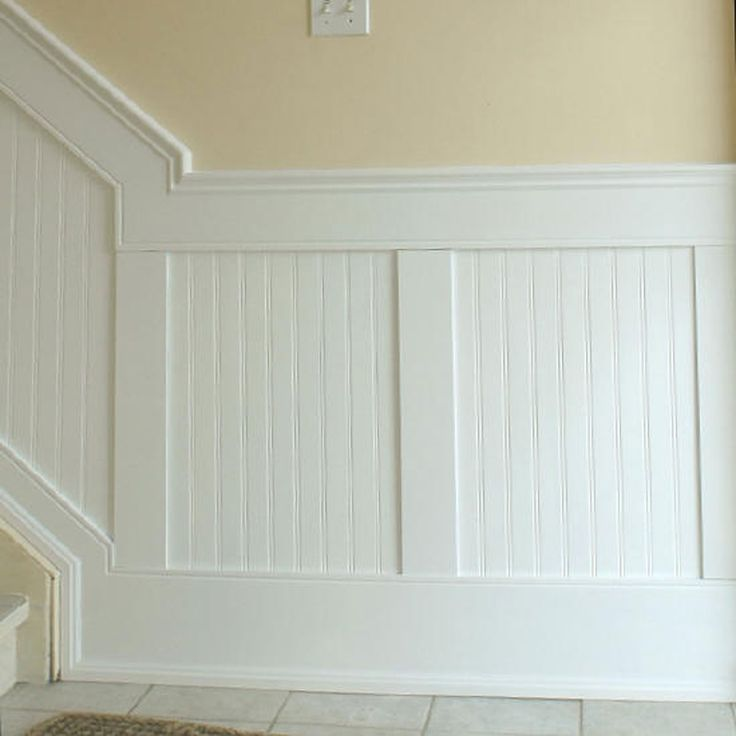 Beadboard Panel Wainscoting Kit For The Home Pinterest