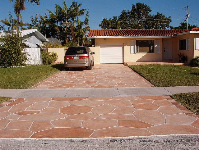 1000 images about euro tile concrete on pinterest euro for Tile driveway