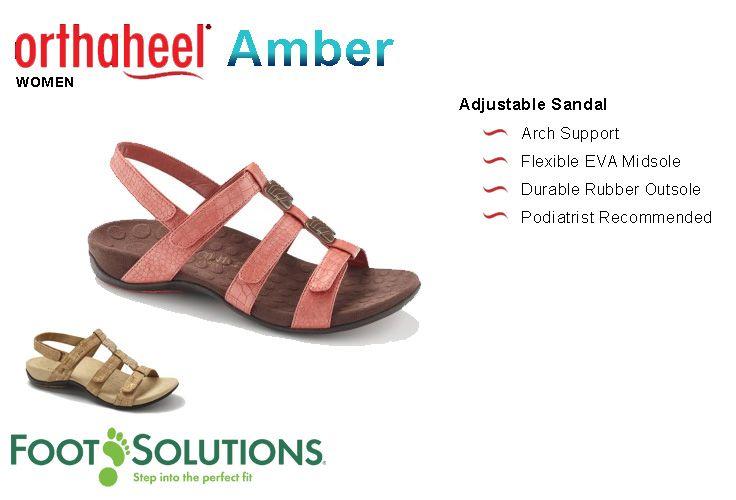Orthaheel Amber - Women  //  Arriving Spring 2014