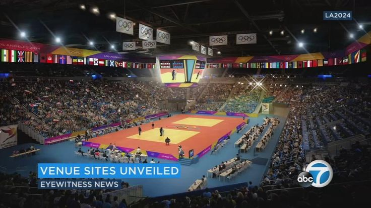 LA 2024 releases renderings of proposed Olympic venues | abc7.com