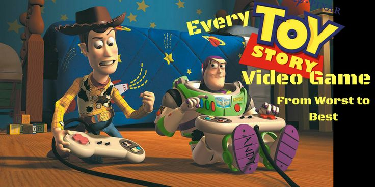 Every Toy Story Video Game from Worst to Best