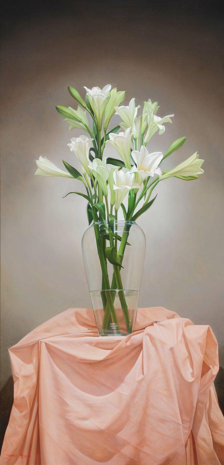 Pureza. Acrílico sobre lienzo. 120 x 60cm. 2011.