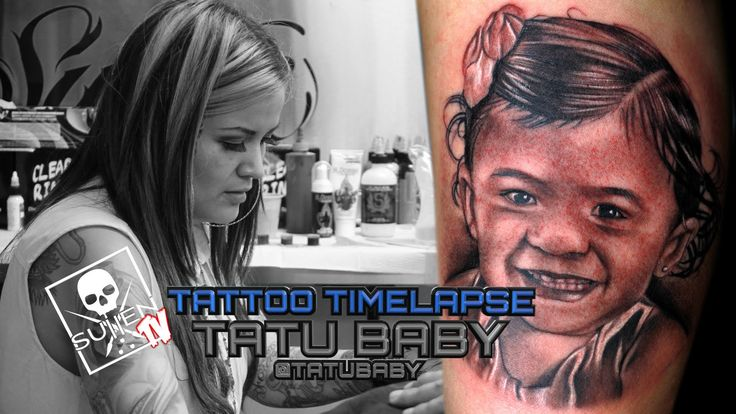 Sullen TV Brand New Tattoo Timelapse with Tatu Baby! Follow Facebook: https://www.facebook.com/SullenTVNetwork Follow Blog:  http://sullentv.tumblr.com/ #sullentv #sullen #sullenclothing #sullenartcollective #tattoos #tattoo #tattooed #art #ink #artist #realistic #realism #blackandgrey #TatuBaby #portrait