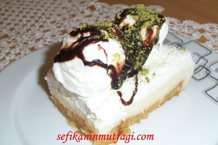 Etimek Tatlısı #TürkMutfağı #resimlitarifler #EtimekTatlısı #sütlütatlı #tatlıtarifleri #tatlı #dessert  http://sefikaninmutfagi.com/etimek-tatlisi/