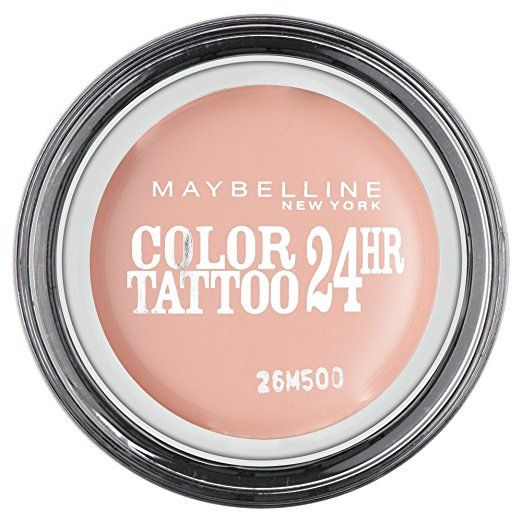 1000 ideas about maybelline eyeshadow on pinterest for Color tattoo maybelline