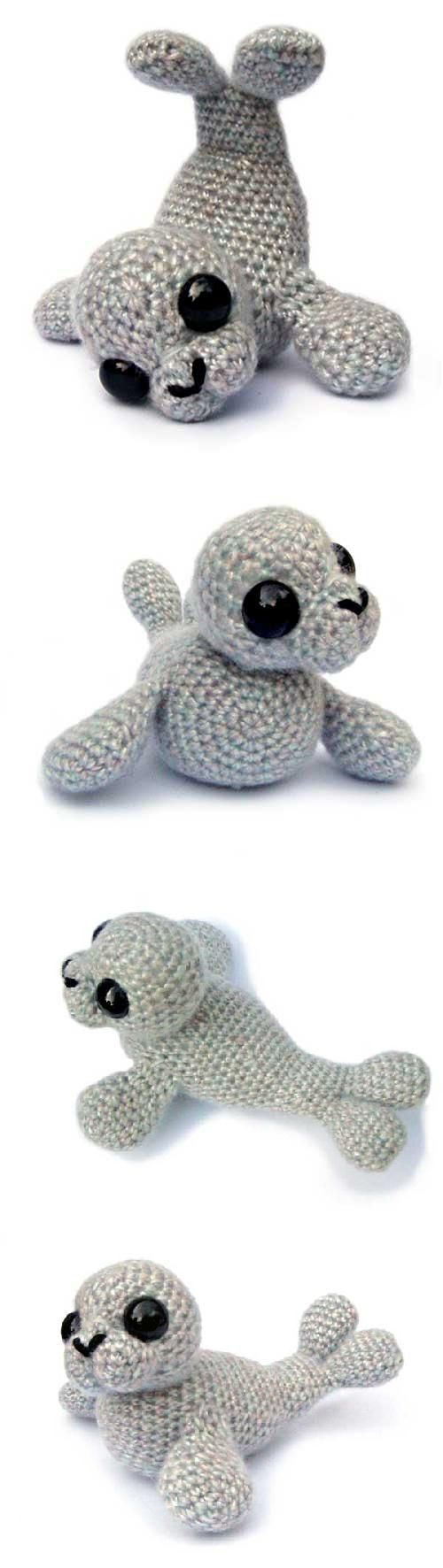 503 best juguetes crochet images on Pinterest | Crochet animals ...