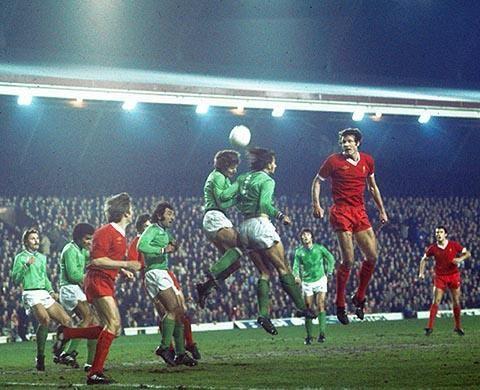 FOOTBALL RETRO: 1976-1977 FC Liverpool - AS Saint-Etienne 0-1 3-1
