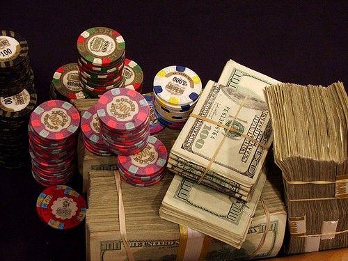 Все о покере: Что такое банкролл