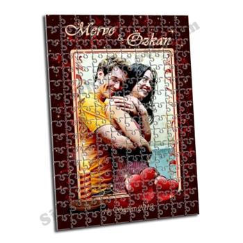 Sevgililer Günü için Kişiye Özel Ayaklı Puzzle / Yapboz  http://www.sihirlifoto.com/Sevgililer-Gunu-icin-Kisiye-ozel-Ayakli-Puzzle-Yapboz,PR1150,1.html