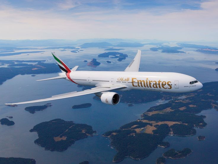 Boeing 777-300ER d'Emirates Airline