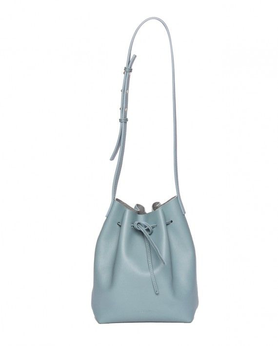 New EBETH collection is available on pre-sale at www.ebeth.no <3 This is the amazing Bucket model in a soothing blue/grey color. Perf for all year around.