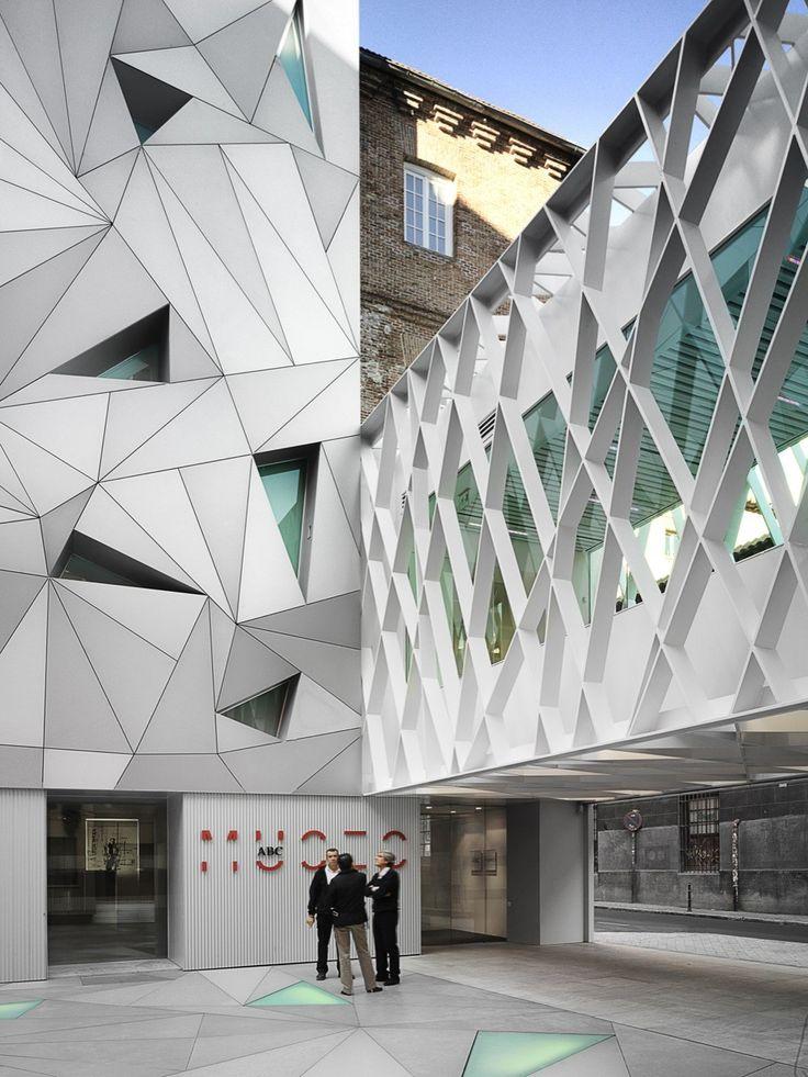 ABC Museum, Illustration and Design Center,© Jesús Granada
