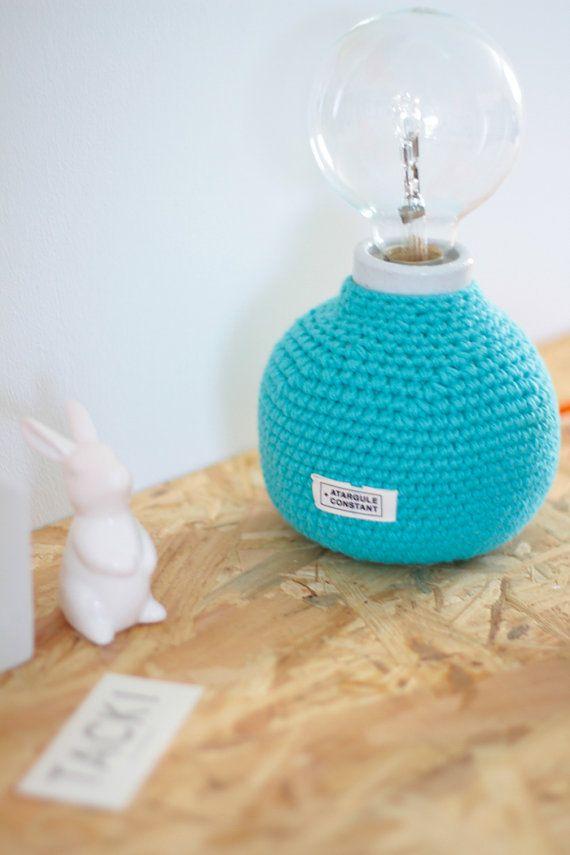 Lovely! LAMPE HOOK van ATARGULEetCONSTANT (on Etsy)